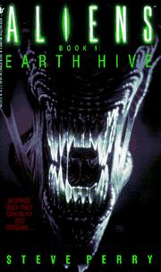 Cover of: Earth Hive (Aliens, Book 1)