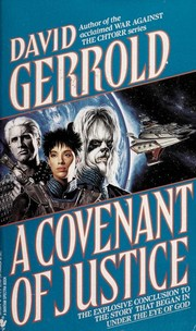 Cover of: A Covenant of Justice