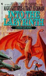 Cover of: Into the Labyrinth (Death Gate Cycle)