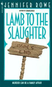 Cover of: Lamb to the Slaughter