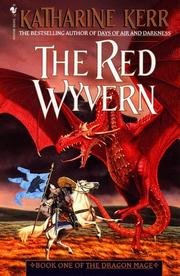 Cover of: The Red Wyvern (Dragon Mage, Book 1)