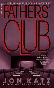 Cover of: The Father's Club (Suburban Detective Mysteries)