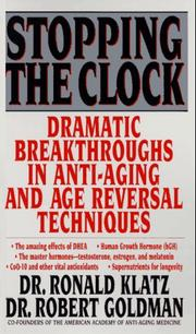 Cover of: Stopping the Clock