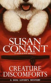 Cover of: Creature Discomforts (Dog Lover's Mysteries)
