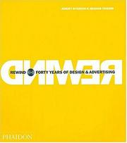 Cover of: Rewind Forty Years of Design & Advertising