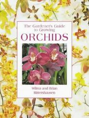 Cover of: The Gardener's Guide to Growing Orchids (Gardener's Guides (David & Charles))