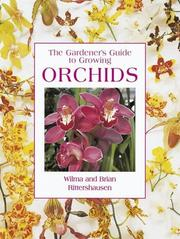 Cover of: The Gardener's Guide to Growing Orchids