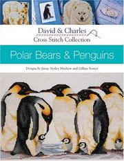 Cover of: Polar Bears and Penguins (David & Charles Cross Stitch Collection)