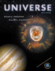 Cover of: Universe & CD-Rom