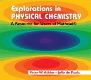 Cover of: Explorations in Physical Chemistry CD-Rom