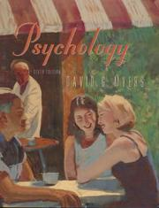 Cover of: Psychology & CD-Rom with PsychSim & PsychQuest
