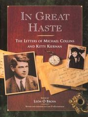 Cover of: In Great Haste
