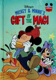 Cover of: Disney's Mickey & Minnie's gift of the magi