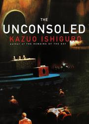Cover of: The Unconsoled