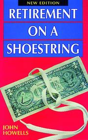 Cover of: Retirement on a shoestring