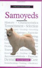 Cover of: A New Owner's Guide to Samoyeds (Jg-141)