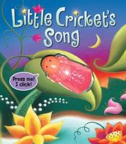 Cover of: Little Cricket's Song