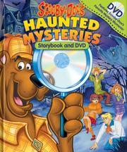 Cover of: Scooby-Doo The Haunted Mysteries Storybook and DVD