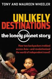 Cover of: Unlikely Destinations
