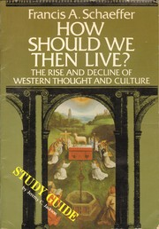 Cover of: How Should We Then Live (Study Guide)