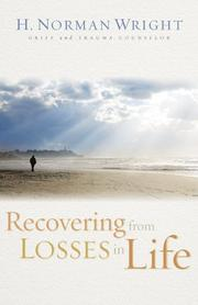 Cover of: Recovering from Losses in Life
