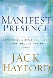 Cover of: Manifest Presence