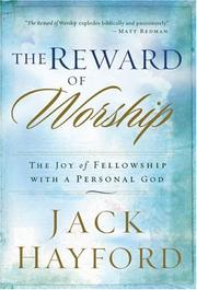 Cover of: The Reward of Worship