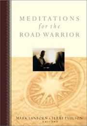 Cover of: Meditations for the Road Warrior