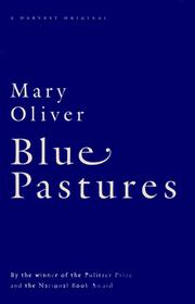 Cover of: Blue pastures