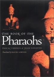 Cover of: The Book of the Pharaohs