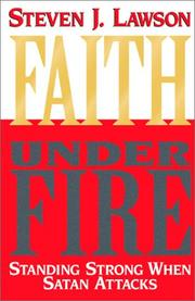 Cover of: Faith under fire