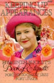 Cover of: Keeping Up Appearances