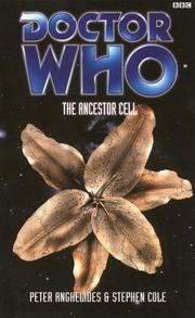 Cover of: The Ancestor Cell (Doctor Who)