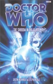 Cover of: The Shadow in the Glass (Doctor Who)