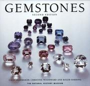 Cover of: Gemstones (Earth)