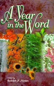 Cover of: A Year in the Word