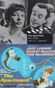Cover of: The Apartment (Faber Classic Screenplay)