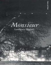 Cover of: Monsieur, or the Prince of Darkness
