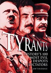 Cover of: Tyrants