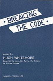Cover of: Breaking the Code (Acting Edition)