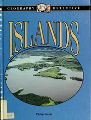Cover of: Islands