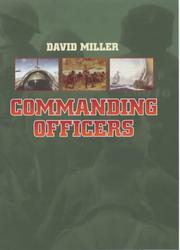 Cover of: Commanding Officers