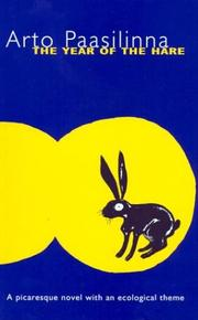 Cover of: The Year of the Hare (Unesco Collection of Representative Works)