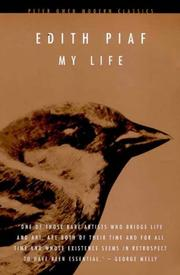Cover of: My Life (Peter Owen Modern Classic)