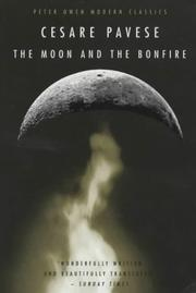 Cover of: The Moon and the Bonfire (Peter Owen Modern Classic)