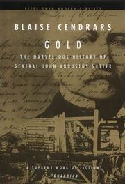 Cover of: Gold