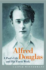 Cover of: Alfred Douglas