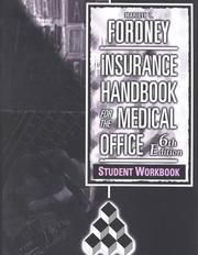 Cover of: Insurance Handbook for the Medical Office