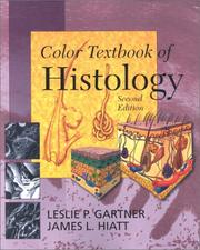 Cover of: Color Textbook of Histology
