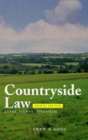 Cover of: Countryside Law